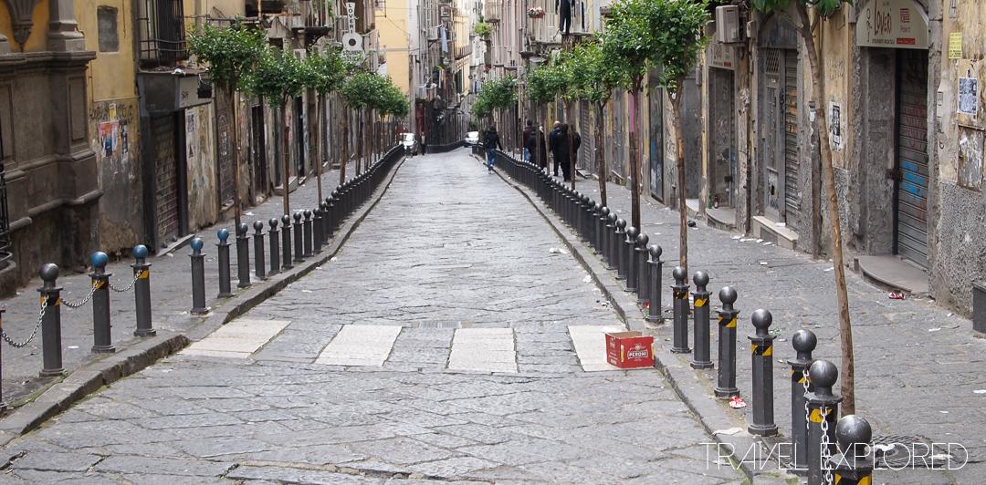 Naples - Laneway