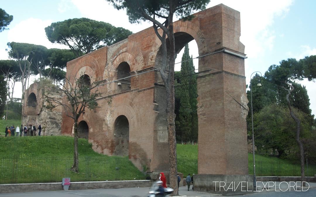 Rome - Old Aquaduct