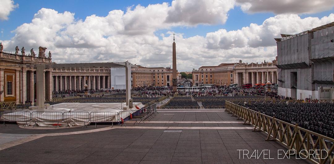 Rome - St Peter's Square