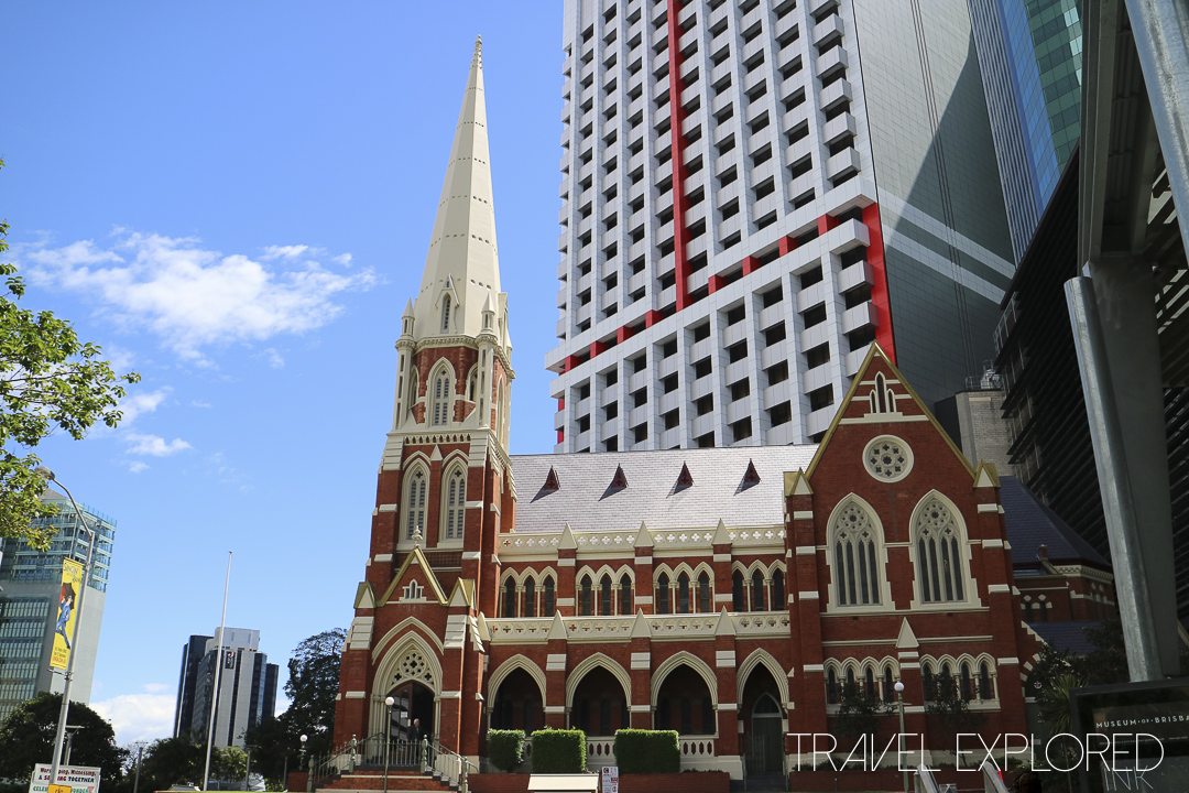 Brisbane - Albert Street Uniting Church