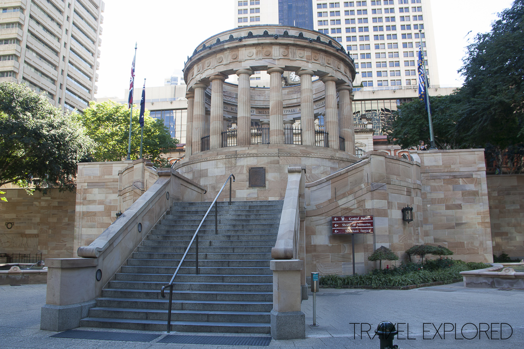 Brisbane Anzac Square