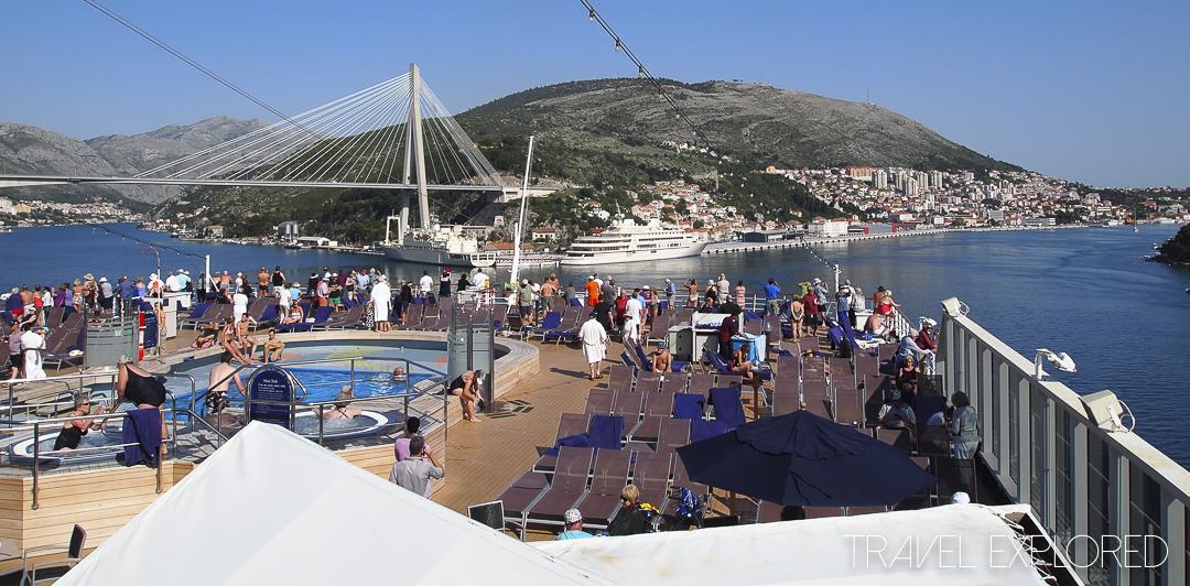 Dubrovnik - Sailaway