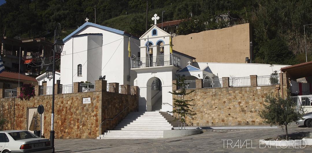 Katakolo - Church
