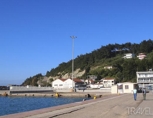 Katakolo - Port