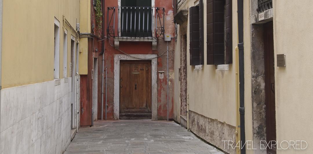 Venice - Deadends