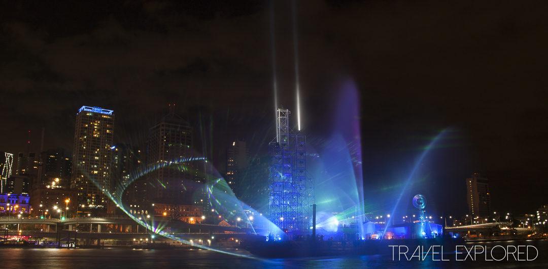 Brisbane SANTOS City of Lights