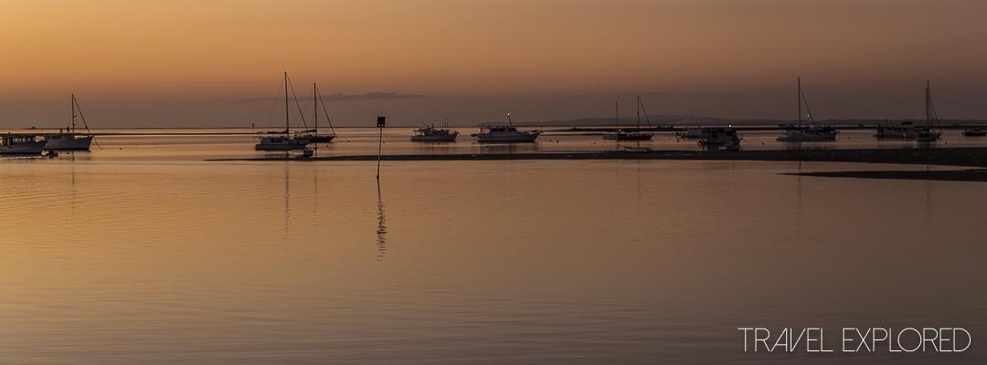 North Stradbroke Island Sunset