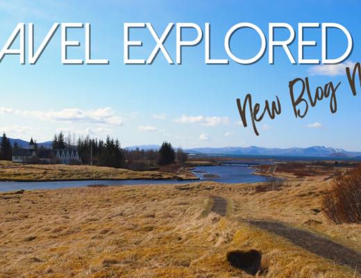 Travel Explored New Blog