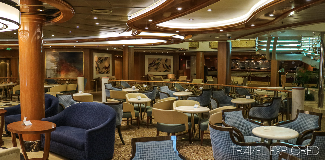 Sun Princess - International Cafe