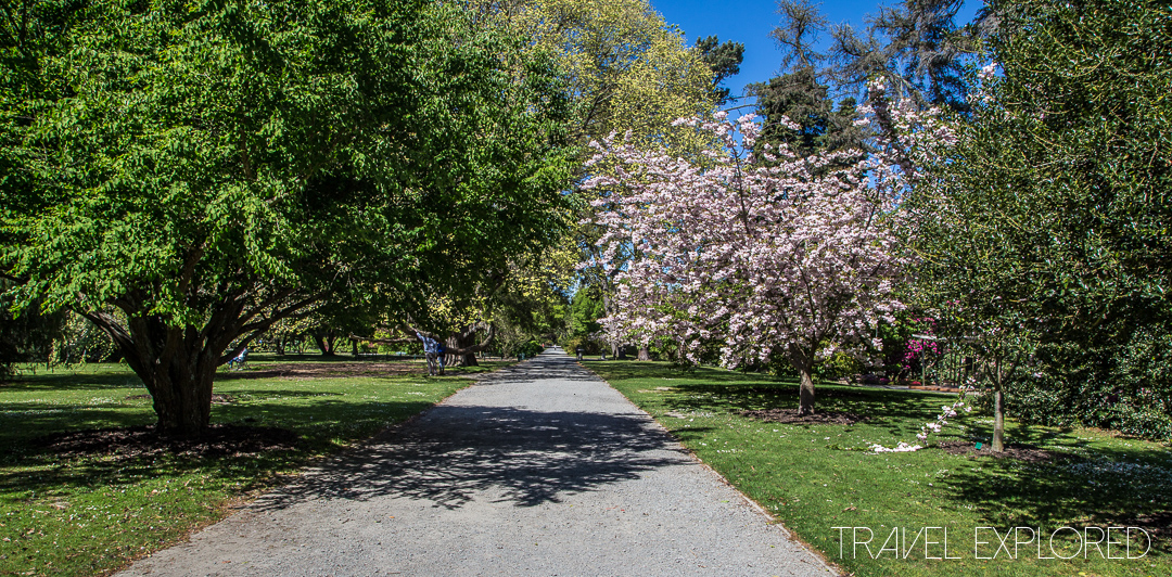 Christchurch - Hagley Park