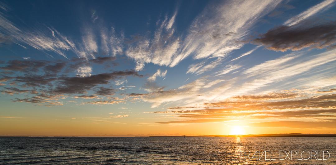 Cleveland Point Sunrise