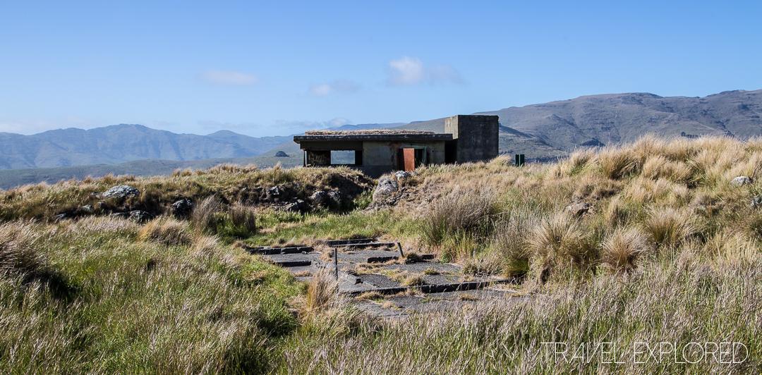 Godley Head Bunker