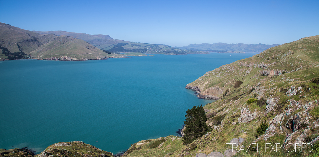 Godley Head - Lyttelton Harbour