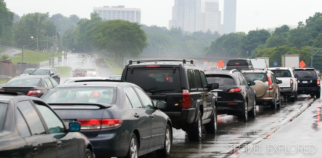 Road Trip - Traffic