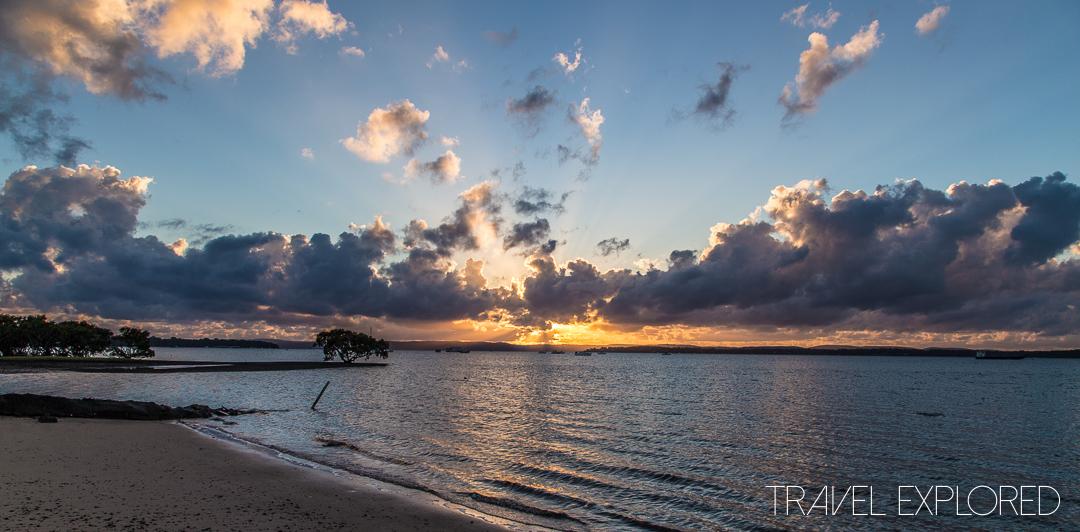 Victoria Point Sunrise