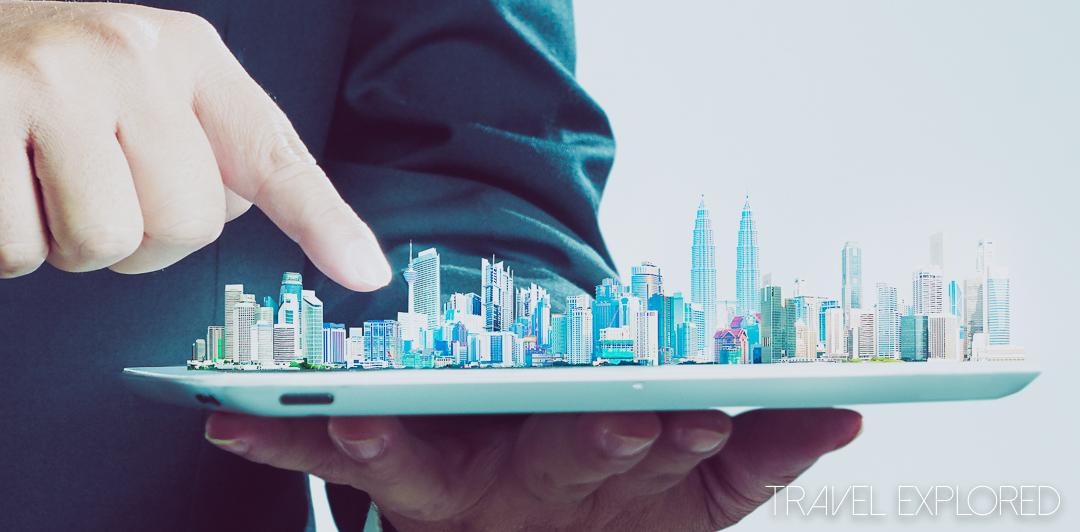 Virtual City Tablet