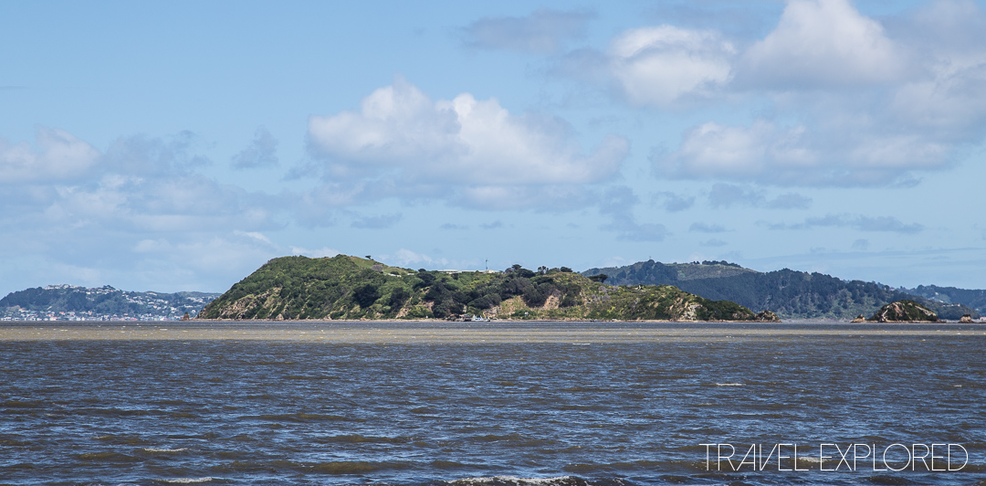 Wellington - Matiu Somes Island
