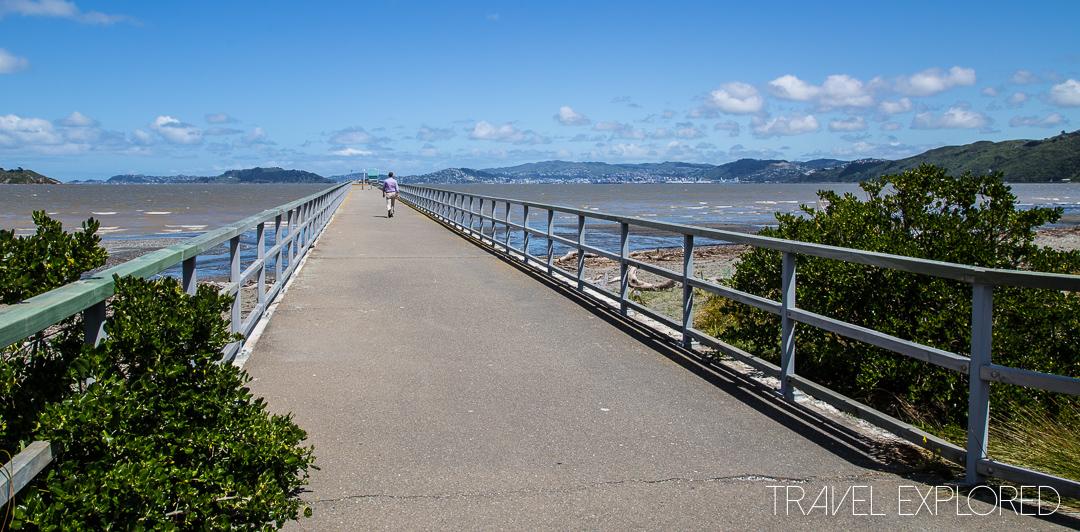 Wellington - Petone Wharf
