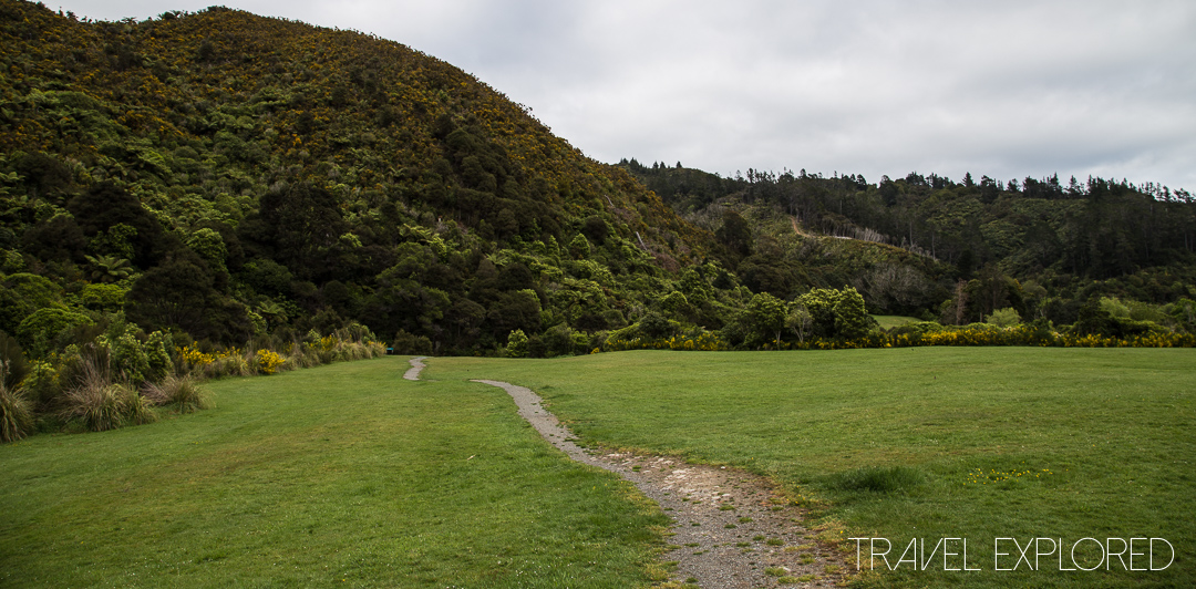Wellington - Wainuiomata Recreation Area