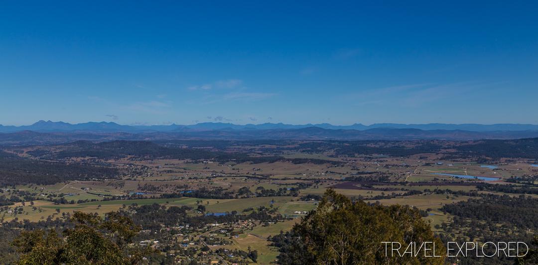 Tamborine Mountain - Inland Views