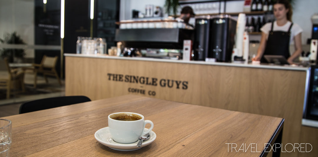 Brisbane Coffee - The Single Guys Coffee Co