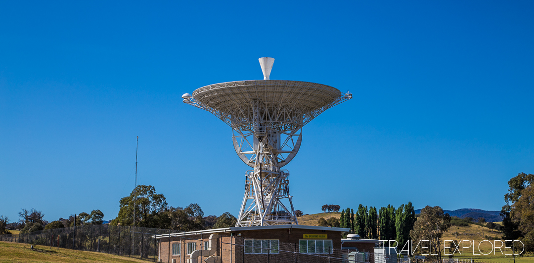 Canberra - Deep Space Station 46 (DSS-46)