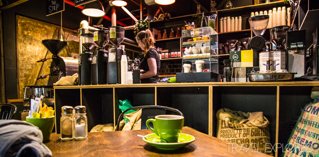 Canberra - Highgate Lane Coffee Roasters