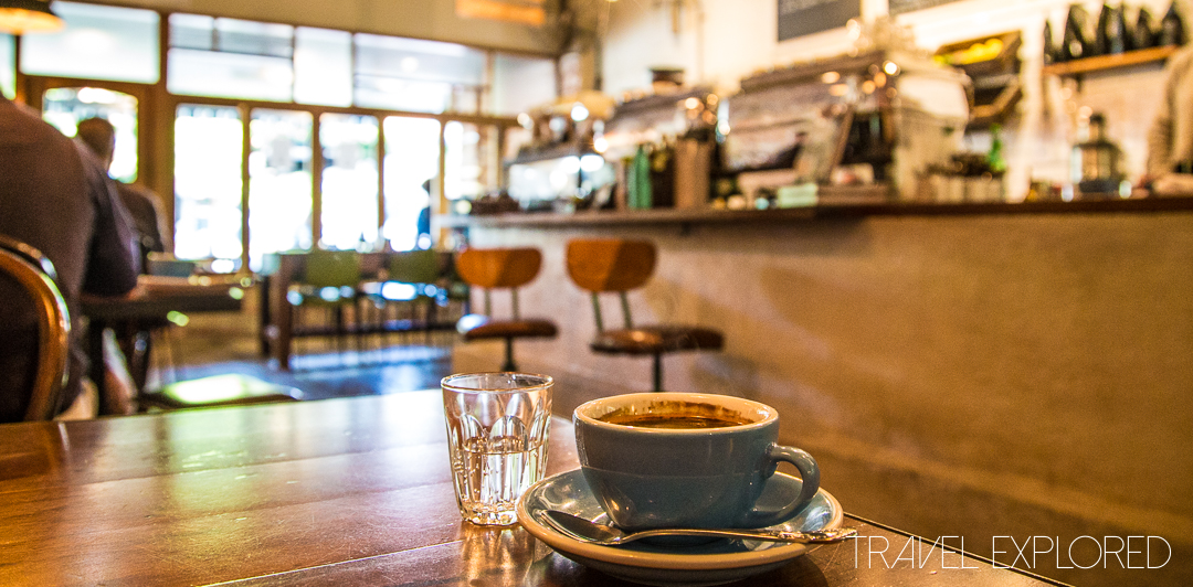 Canberra - Penny University Coffee Roasters