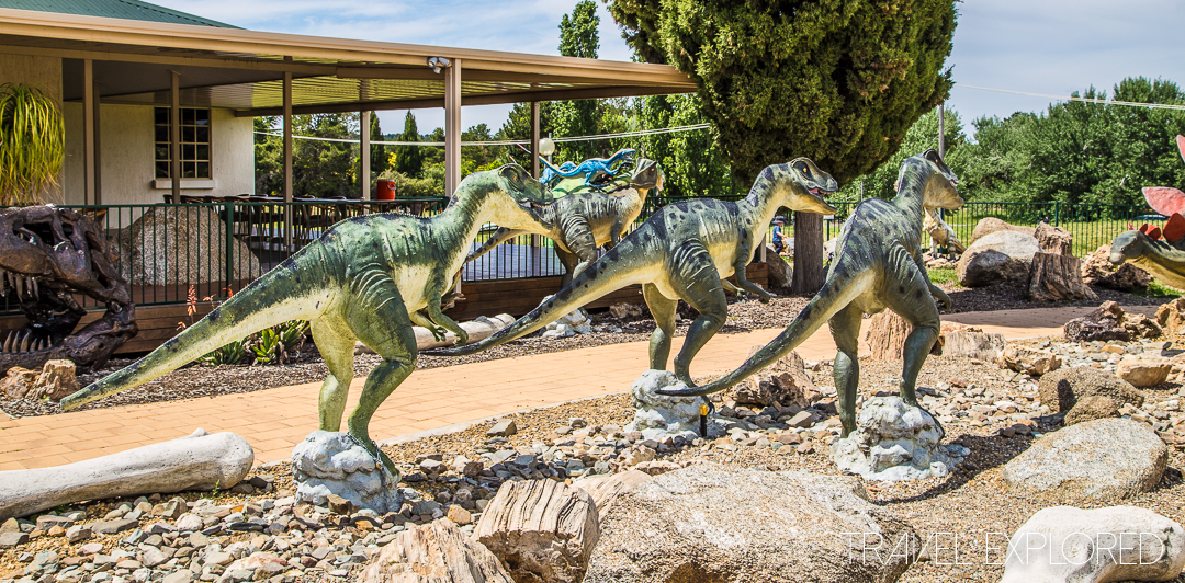 Canberra - National Dinosaur Museum