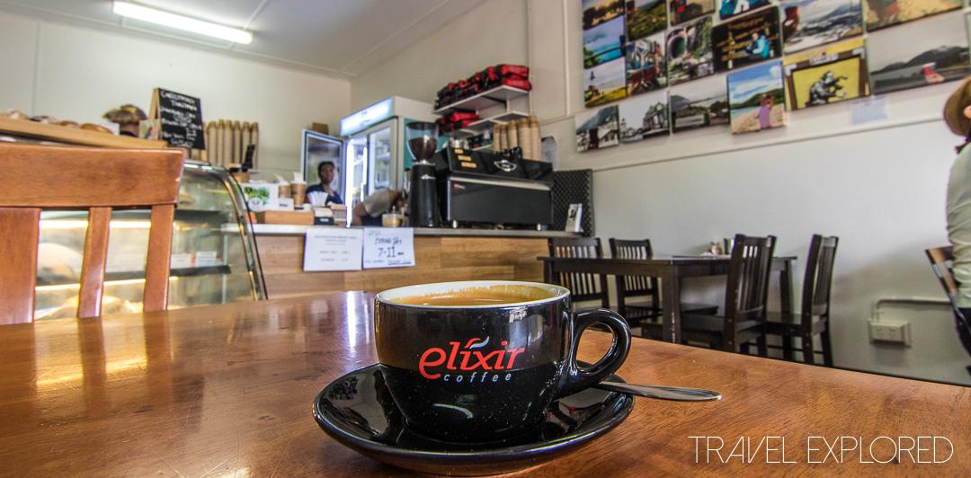Coffee - Badminton Brew, Mount Gravatt East
