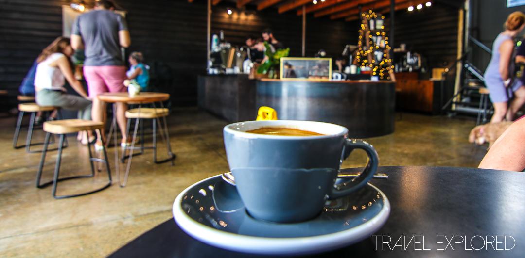 Coffee - Black Sheep Coffee, Woolloongabba