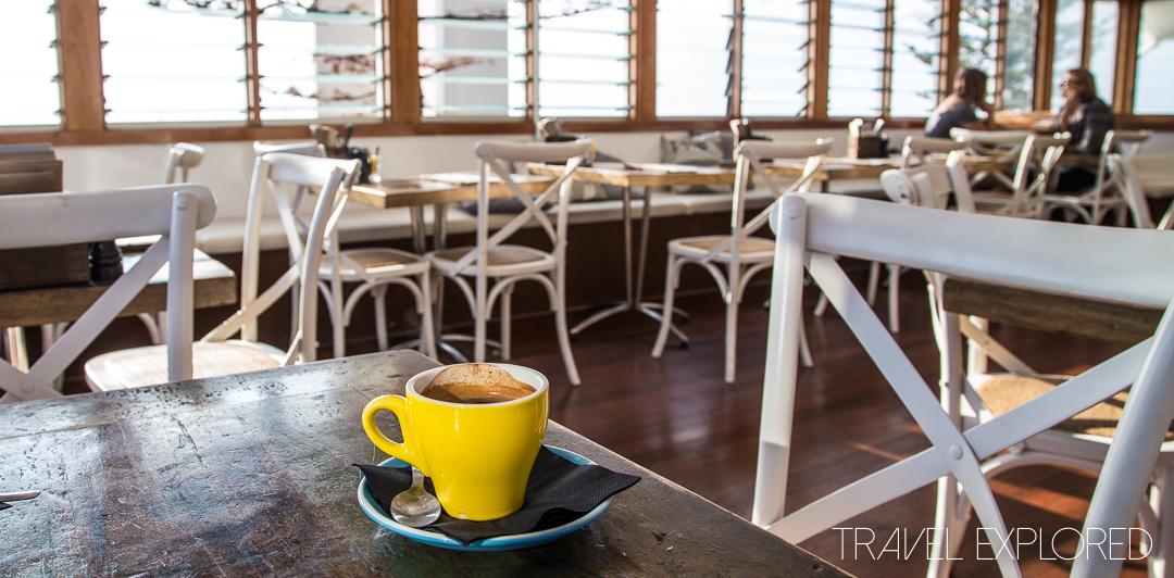 Coffee - Cafe Dbar, Coollangatta
