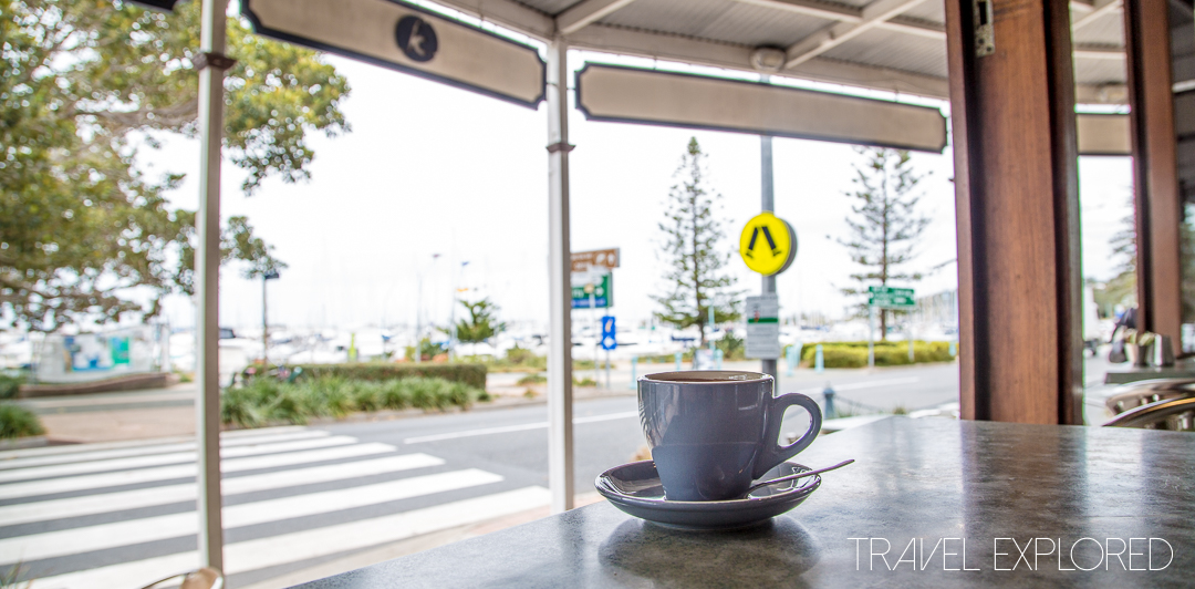 Coffee - Fish Cafe, Manly