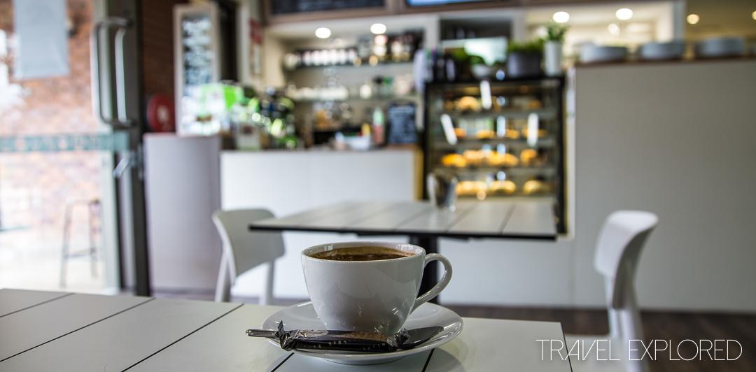 Coffee - GASP Cafe, Springwood