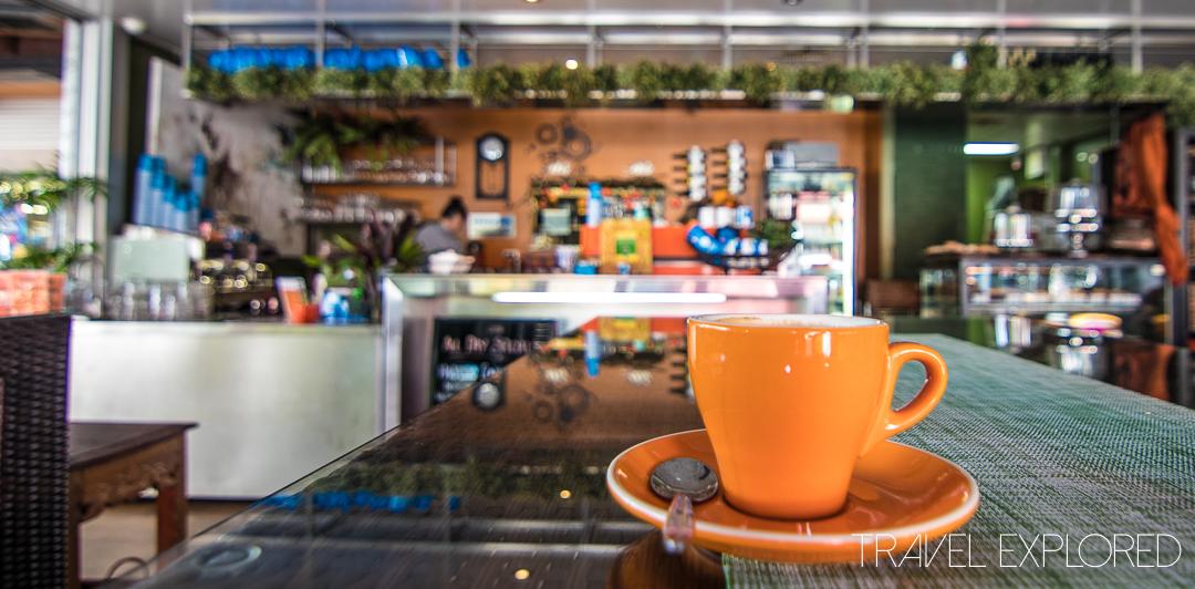 Coffee - Harvest Cafe