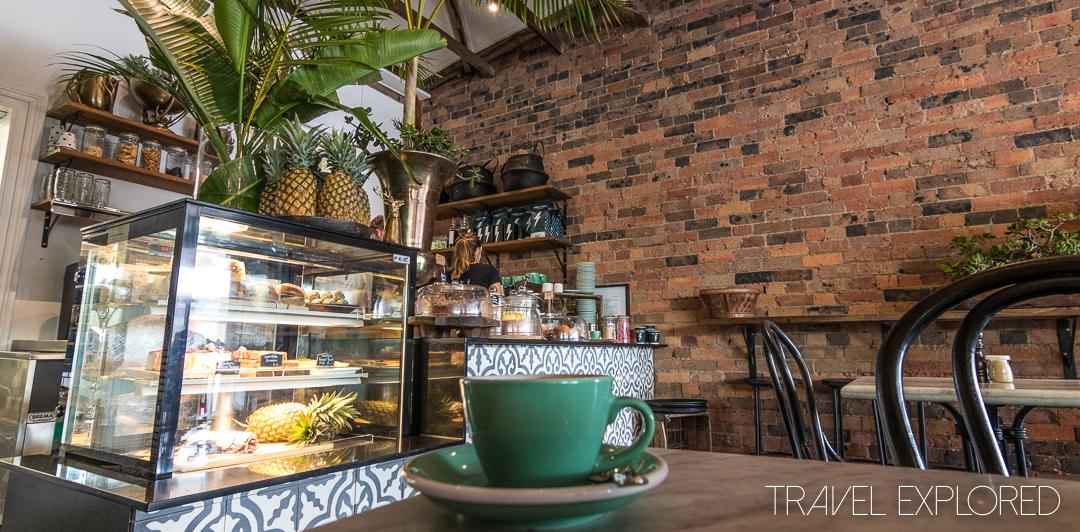 Coffee - Hunter & Scout Cafe, Graceville