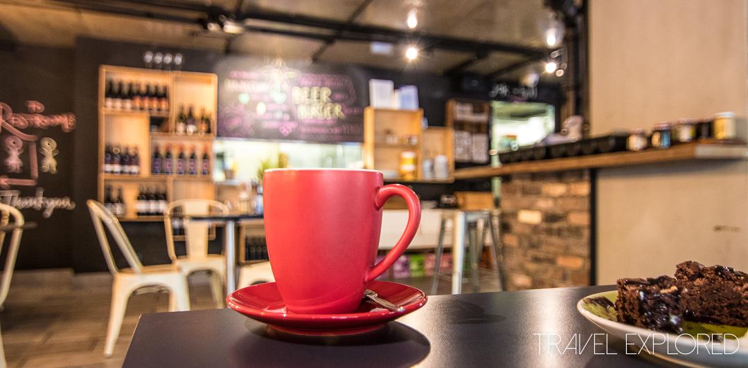 Coffee - jak + hill
