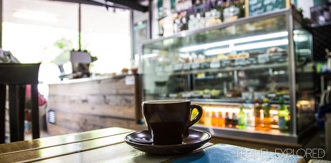 Coffee - Mint Road Cafe, Narrabundah
