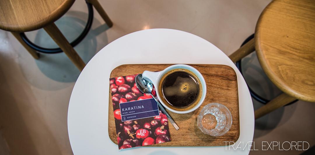Coffee - Pablo & Rusty's Brisbane