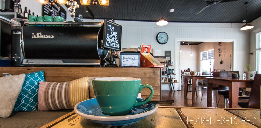 Coffee - Pomeroy's, Wooloowin