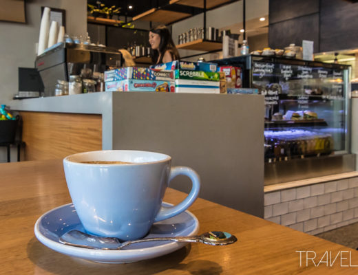 Coffee - Priory Kitchen, Woolloongabba