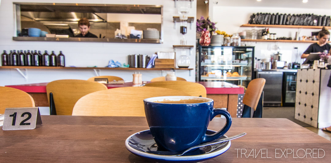 Coffee - St Coco Cafe, Daisy Hill