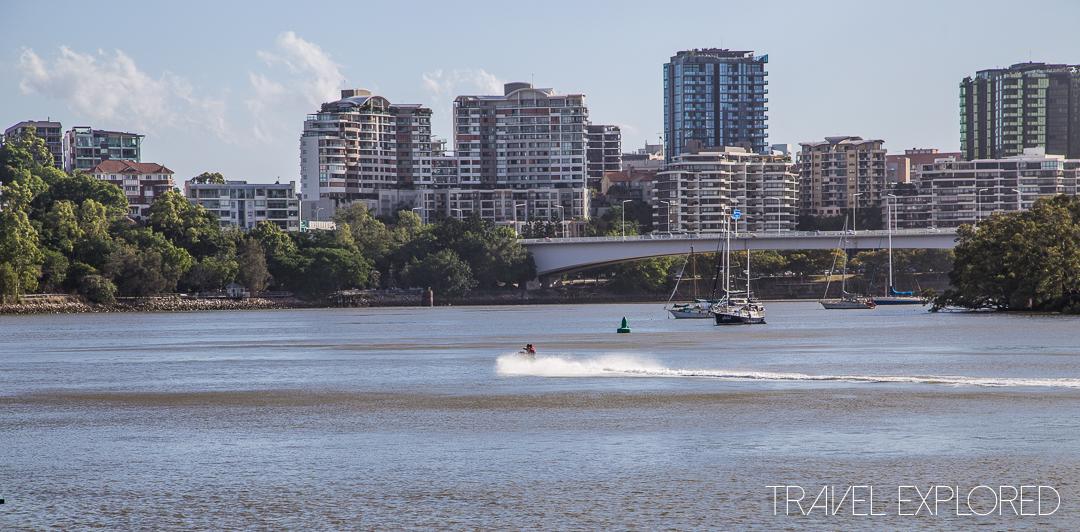 Kangaroo Point - Brisbane River