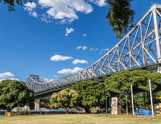 Kangaroo Point - Story Bridge