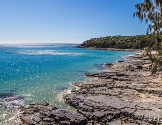 Noosa National Park - Rocky View