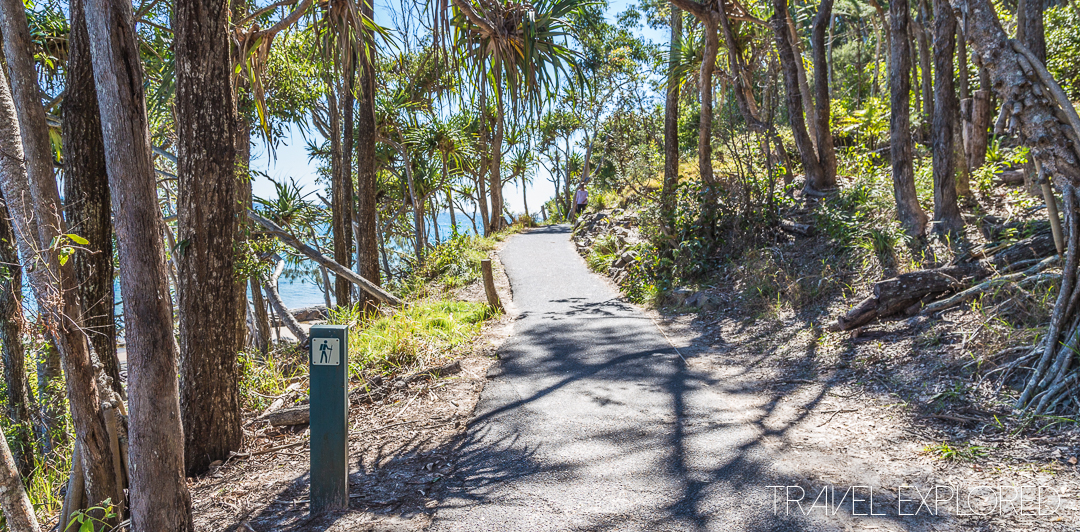 Noosa National Park - Pathway