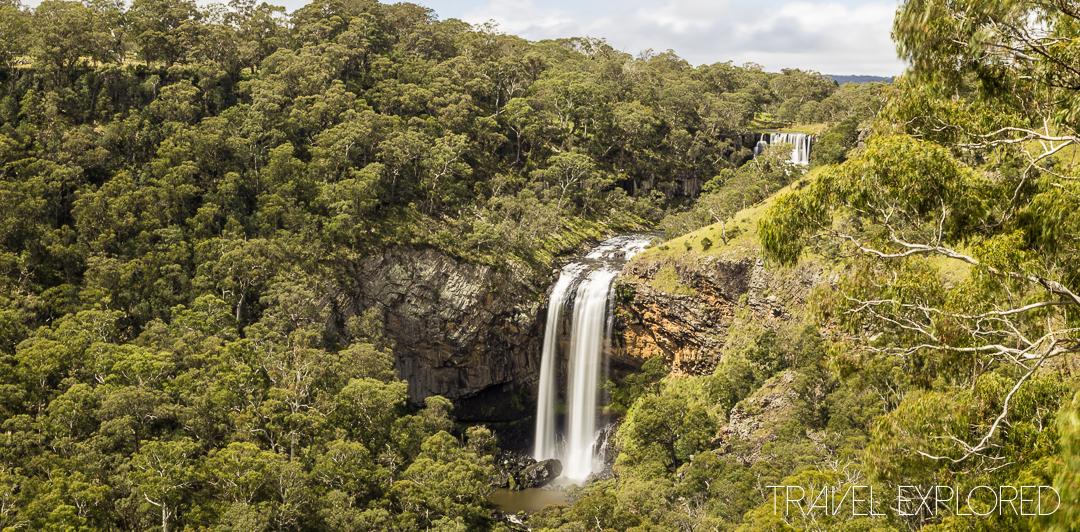 Waterfall - Ebor Falls, Ebor, NSW