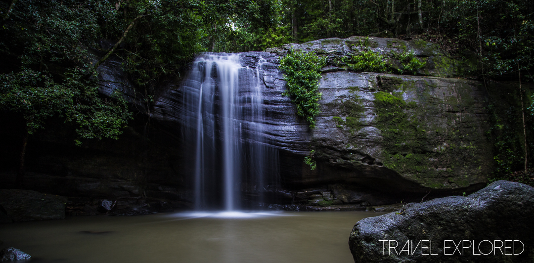 Waterfall - Serenity Falls, Buderim, QLD