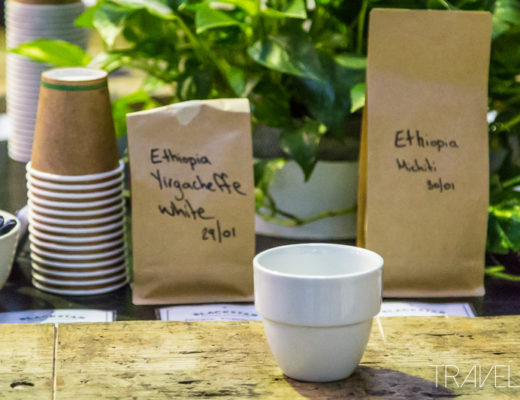 Blackstar Coffee Roasters Cupping - Ethiopian Single Origins