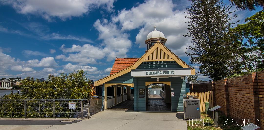 Bulimba - Ferry Terminal
